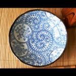 丸紋たこ唐草 和柄食器