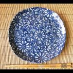 西京焼き 華柄和食器