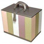 マルチカラーストライプの化粧箱