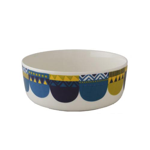 マリメッコの欧風デザインボウル皿