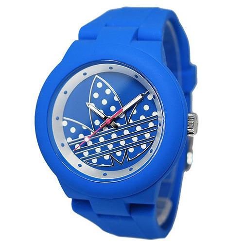 アディダス ブルードットの時計