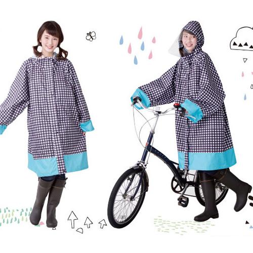 レインポンチョ 自転車