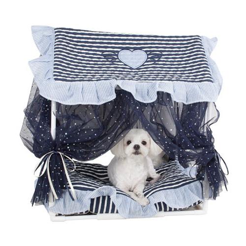 犬用 天蓋付きユードラベッド
