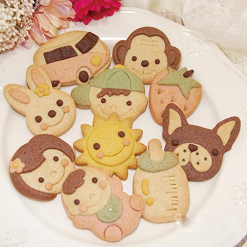 かわいいクッキー