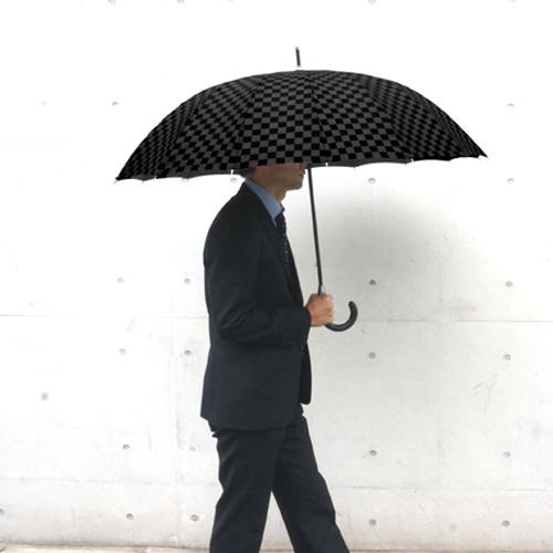 こだわりの紳士傘