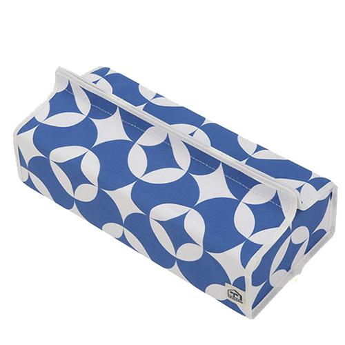 ティッシュボックスケース 有田焼紋様
