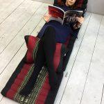 バリ 三角枕