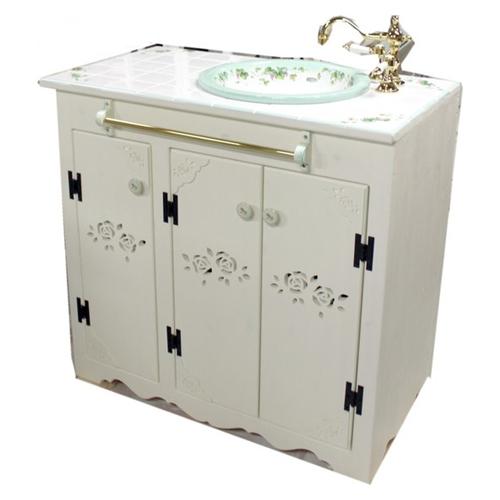 洗面台 オープンタイプ