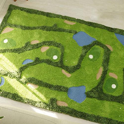 ゴルフコースラグ